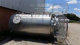 Tanques e Reatores em Aço Inox