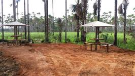 Vendo terreno pra fazer tanques de peixe
