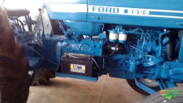 Trator Ford 6600 4x2 ano 74