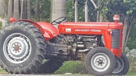 Trator Massey Ferguson 65 X 4x2 ano 71
