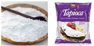Compro tapioca para exportação do Brasil para a Índia