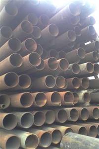 Tubo de aço novos e usados