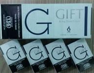 Cigarro Gift Legalizado!!!