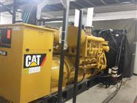 Conjunto de Gerador a Diesel CATERPILLAR de 1700 KVA
