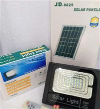Holofote solar ou refletor