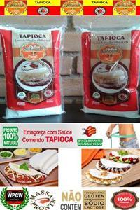 Goma Hidratada para tapioca 100% Natural