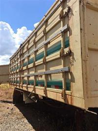 Caçamba Agrícola Usada, 26m³