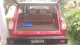 Chevrolet Veraneio 1976 a diesel. Relíquia
