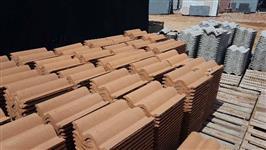 Fabrica telhas concreto