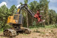 FELLER BUNCHER CAT 522