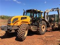 Autocarregável Florestal TMO com Trator Valtra BH200
