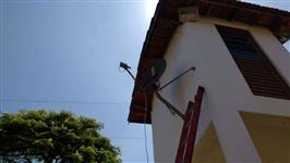 Internet Via Satélite Promoção Instalação e  Wi-fi Grátis!!!