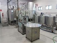 Indústria de produção de refresco, néctar, sucos etc