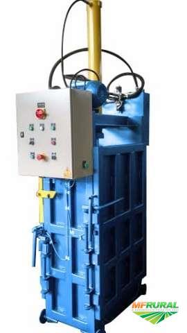 Prensas Enfardadeiras Hidráulica para Reciclagem com NR12