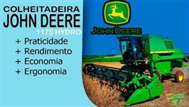 Oferta limitada colheitadeira John Deere