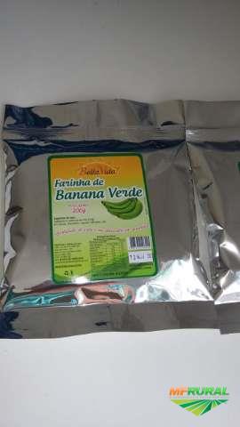 Farinha de banana