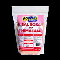 Sal Rosa do Himalaia fino pacote stand up pouche 1kg cada;