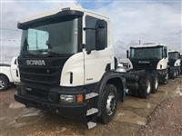 Caminhão Scania P 360 6x4 ano 15