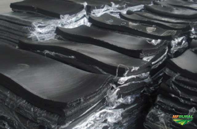 Borracha Regenerada Desvulcanizada para Compostos e Fabricação Peças e Artigos de Borracha