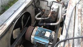 Motor Yanman NS75 Completo e revisado Camara fria 8mts