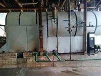 Caldeira seminova 1.000kg V/h, ano 2000 Engecas,grelha 37°,os equipamentos todos em inox,exaustor
