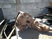 Tomada e bomba do caminhão volvo VM zv 310