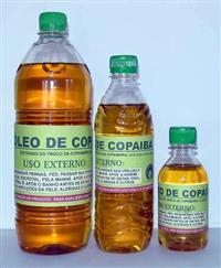 Óleo de Copaiba