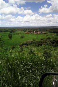Fazenda para criação de gado no norte de Minas Gerais
