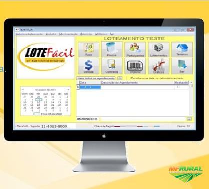 LOTEFÁCIL - Software para Loteamento