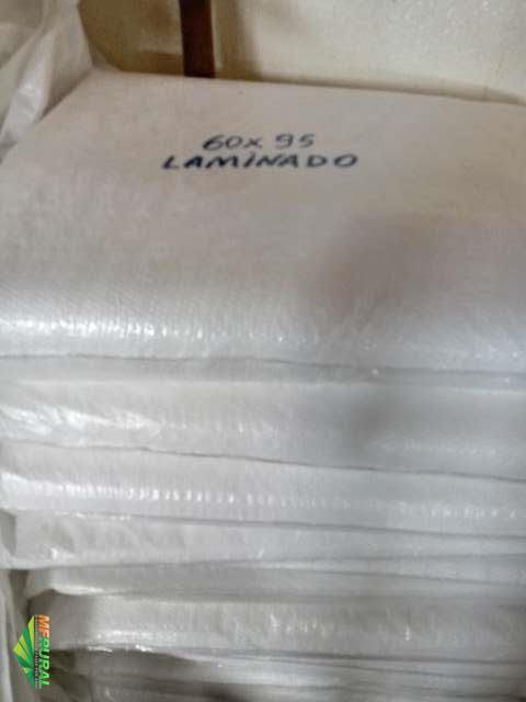 Embalagens de sacos de rafia