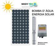 Bomba De Água A Energia Solar - Jcs4-5.0-128 - 1,63cv - Poço