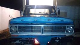 Caminhão Ford  ano 81