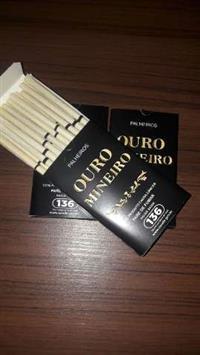 CIGARRO DE PALHA / PALHEIRO OURO MINEIRO