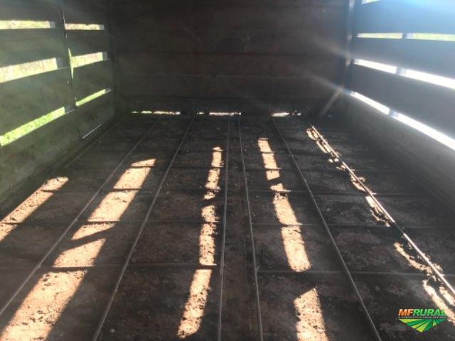 Carreta boiadeira 2 andares