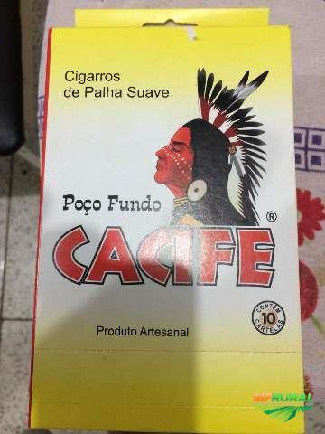 Fumo Desfiado