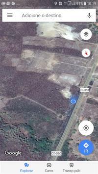 Terrenos fazenda Oiticica em Aracoiaba - Ceara