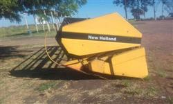Colheitadeira Tc 57 New Holland ano 2004 completa