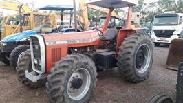 Trator Massey Ferguson 292 Turbo 4x4 ano 89