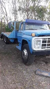 Caminhão Ford F12000 ano 81