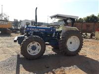 Trator Ford 7610 4x4 ano 98