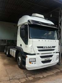 Caminhão Iveco STRALIS 480 EUROTRONIC ano 12