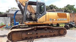 Escavadeira  Hidráulica CX350B