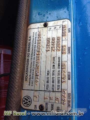 Caminhão Volkswagen (VW) undefined
