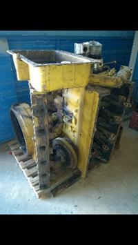 Motor Caterpillar 3306