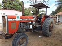 Trator Massey Ferguson 297 4x2 ano 2000