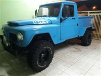 Willys f75