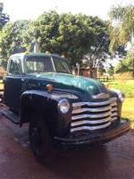 Caminhão Chevrolet 6400 ano 48