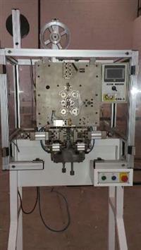 Máquina Automática de Corte e Decape de Cabos e Fios
