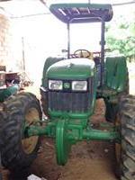 Trator John Deere 5075 4x4 ano 14