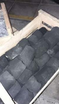 Carvão ecológico Mais Brasa